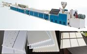 Экструзионная линия для полочных и стенновых панелей из ПВХ 250мм