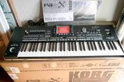 Korg Pa3x 61 синтезатор